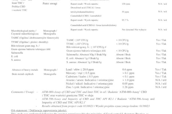 Pestycydy i Metale Ciężkie EN + PL-2
