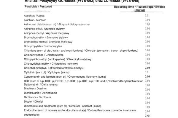 Pestycydy i Metale Ciężkie EN + PL-4